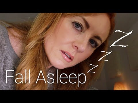 Sleep Time 💤 Tucking You In | ASMR | Massage, Facial, Humming