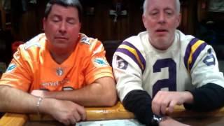 Week 17 2016 NFL Football Picks by Electric Football