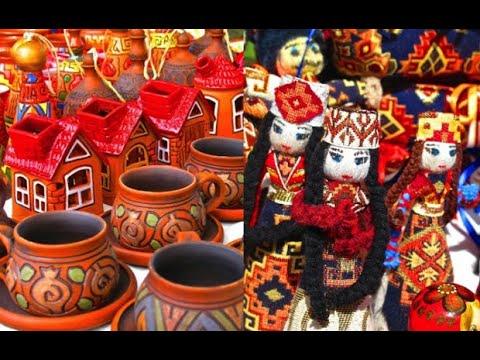 Какие сувениры привезти из Армении?