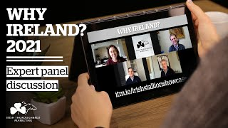 Why Ireland? - Panel Discussion on Irish Racing Industry