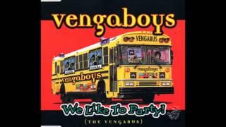 Vengaboys - We Like To Party (DJ Sammy REMIX)
