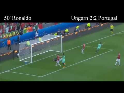 Ungarn Vs Portugal