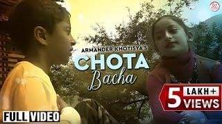 Latest Video Song   Chota Bacha   Pakhol Chaang   Armender Kothisya (7 Year)   Kinnauri   DJ RockerZ