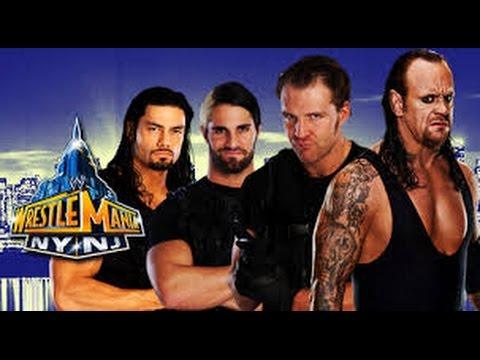 مصارعة حرة سماك دون - مصارعه حرة اندرتيكر - The Undertaker VS Seth Rollins