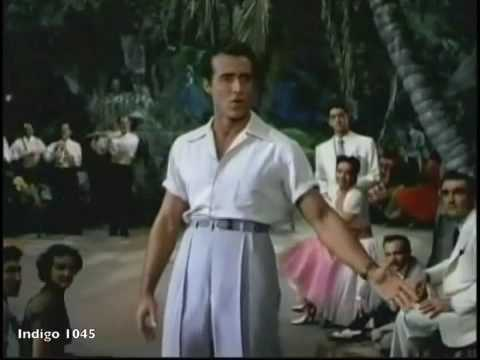 """A Drive-By - A Little More of Your Love!"" - Ricardo Montalban, Lana Turner"