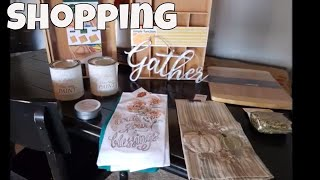 Wood Stove Hearth & Table Shopping With Linda's Pantry