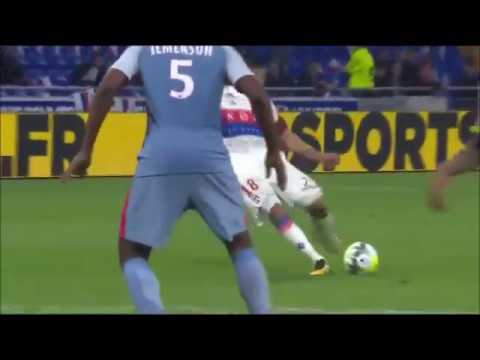 OL-Monaco BUT Fékir 95' commentaire tonic radio