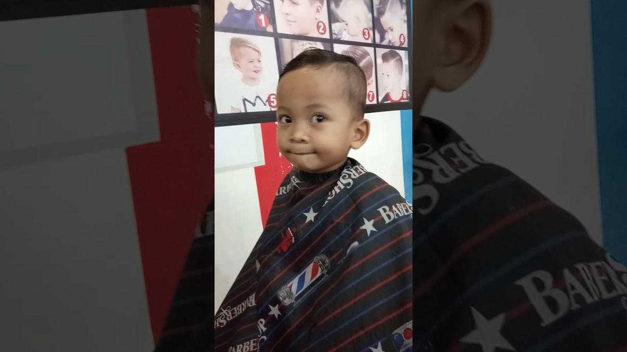 Potong rambut Anak-anak - YouTube