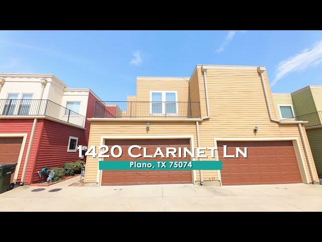 1420 Clarinet Lane, Plano, Texas 75074
