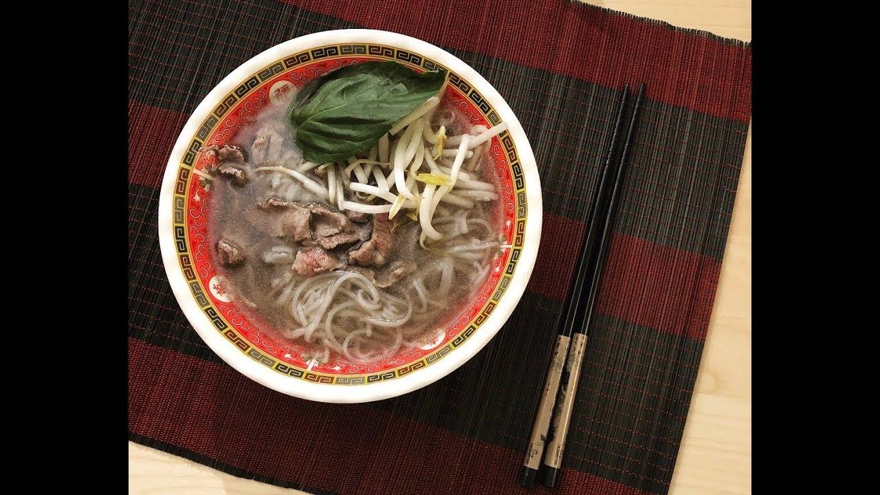 Beef Pho (Phở Bò) | Pham Bam Kitchen