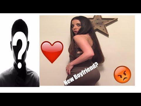 Ashley Ortega Has A NEW BOYFRIEND? REACTION!