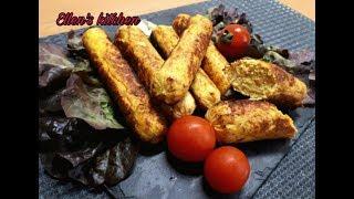 Домашние куриные молочные сосиски ''Homemade sausages''
