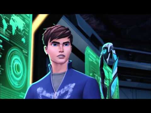 Hard Water | Episode 7 - Season 1 | Max Steel