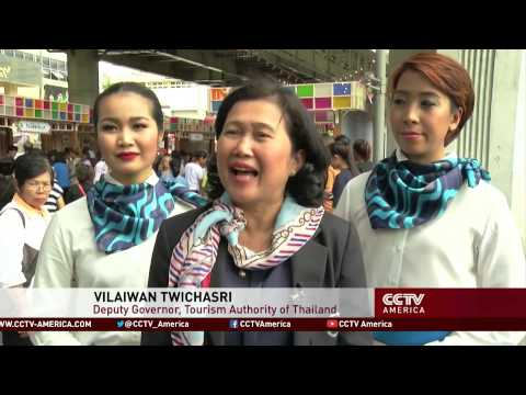 Thailand Happiness Festival: Winning back tourists after violent protests