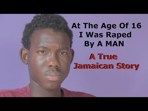 AT The Age Of 16 I Was Raped By A Jamaican Man