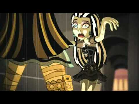 Videos de monstruos   Videos para niños gratis   Webisodios   Monster High Travel Video