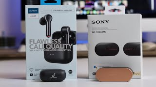 Sony WF-1000XM3 vs Soundcore Liberty Air 2: $239 Vs $99 - I Need To Tell You Something!