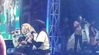 Lagu Pelan-pelan Saja Bahasa Gorontalo (Tantri, Kotak) Konser HUT 16 Kabupaten Pohuwato 2019