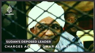From war crimes to corruption - charges against Sudan39s deposed leader