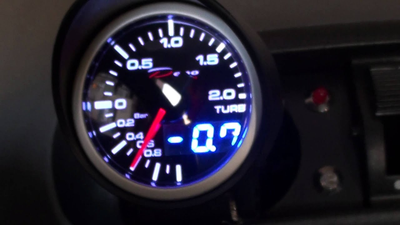 Depo Racing Gauge : Fiat seicento depo racing gauge performance youtube