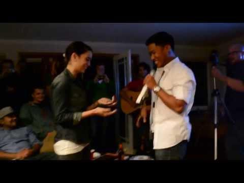 Karaoke Proposal - Something Special Cover (Usher)
