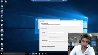 Outlook 2016 setup