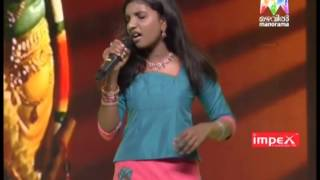 Josco Indian Voice Season 2   Aatira Murali 22 01 2013