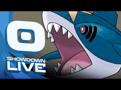 Sharpedo Suspect Test Laddering #1 - Pokemon Sun & Moon! RU Showdown Live w/PokeaimMD