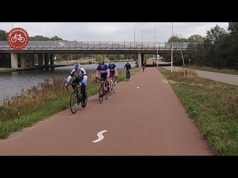 Ride around Eindhoven (Netherlands)