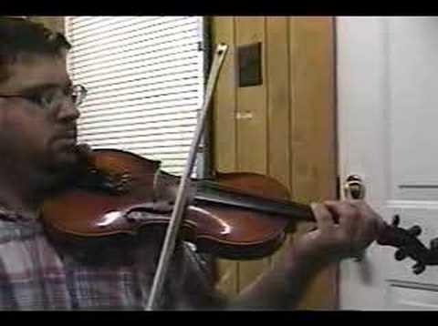 Cajun fiddle lesson - Creole Stomp