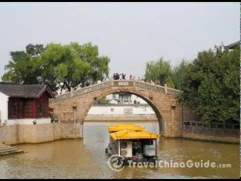 Maple Bridge (Fengqiao) in Suzhou