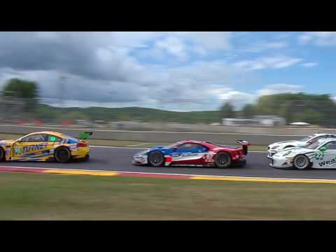 2016 Continental Tire Road Race Showcase Broadcast