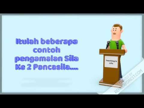 Video Contoh Pengamalan Sila Sila Pancasila Sd Ta Mirul Islam Surakarta