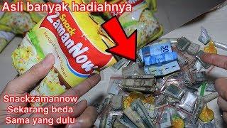 Snackzamannow penuh uang nya
