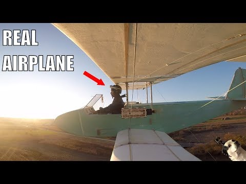 Thumbnail: HomeMade Electric Airplane