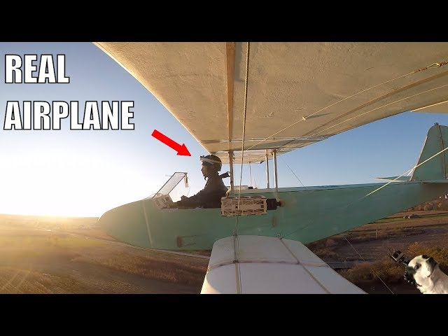 HomeMade Electric Airplane