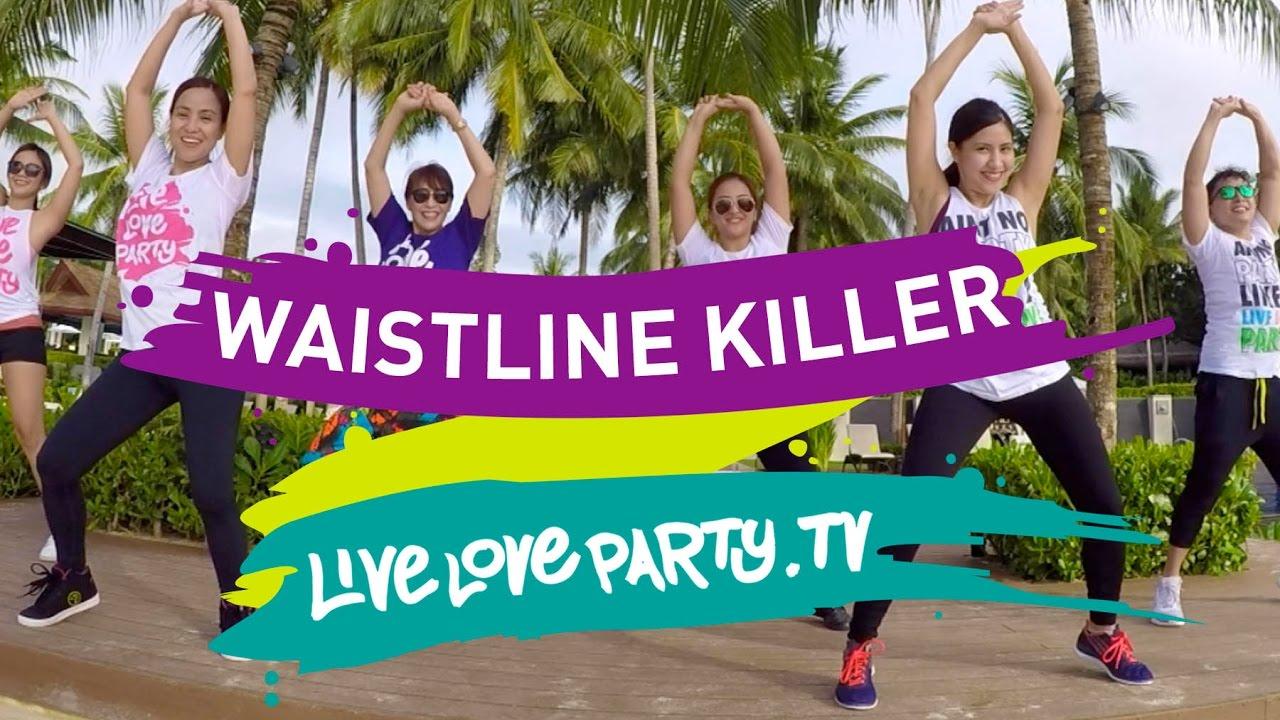 Waistline Killer | Zumba® | Live Love Party | Bohol, Philippines