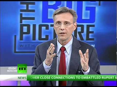Thom Hartmann - The Biggest Balanced Budget Hypocrisy