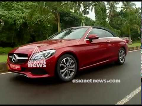 Mercedes Benz C 300 Cabriolet Price in India, Review, Mileage & Videos |  Smart Drive 17 Jun 2018