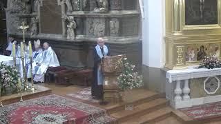 Misje parafialne - nauka ogólna, 8 września 2017, godz. 18.00
