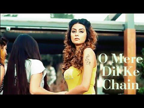 O Mere Dil Ke Chain (HD) | Chillout Mix | Rahul Jain | Dj Blaze | HA Edits