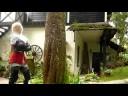 Final Fantasy 3: Ingus's Flying Shoe (NG Scene)