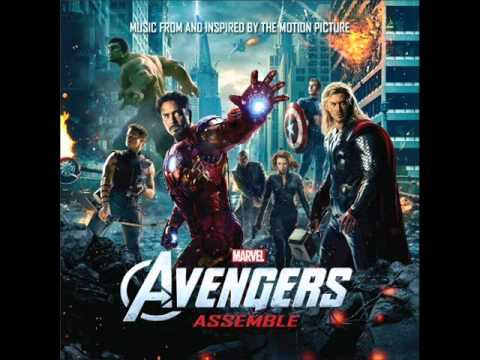 The Avengers Sound Track (Arrival)
