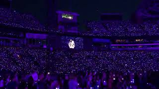 Taylor swift Delicate song -live