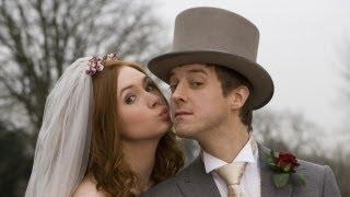 KAREN GILLAN on RORY: THE STUD?! - BBC America Exclusive