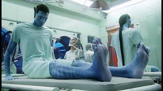 Jake Entra en su Avatar   Avatar 2009 1080p HD