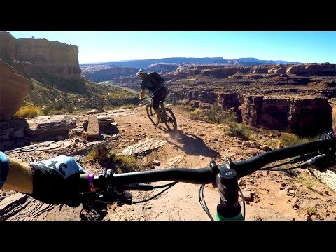 TRUST YOUR GUIDE | Chasing Epic on Porcupine Rim in Moab
