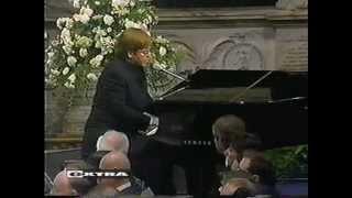 Feud Between Elton John & Keith Richards (1997)
