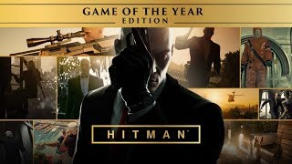 Hitman Game Of The Year Edition Gameplay PC Max Settings