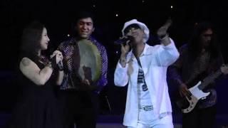 Ю.Усманова, Адхам Юлдашев-Алдади (Концерт в г. Астана)